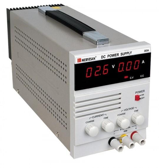 MT-303 A 0-30 Volt 3 Amper
