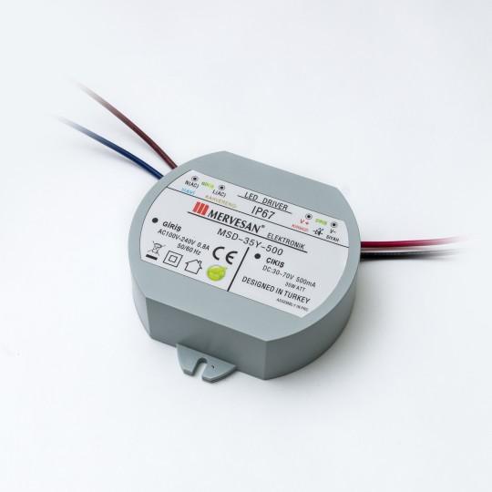 MT-D-35Y-1050 9-30 Volt 1050 mA