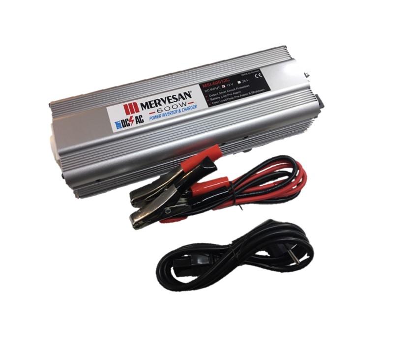 MT-I-60012 C 600 Watt 12/24 VDC - 220 VAC