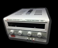 MT-3020 D 0-30 VDC 0-20 Amper Ayarlı Güç Kaynağı